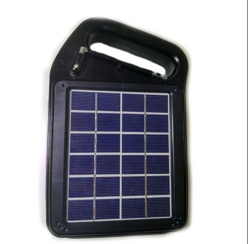 колонка на солнечной батарее