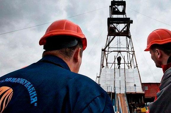 Газовидобування в Україні
