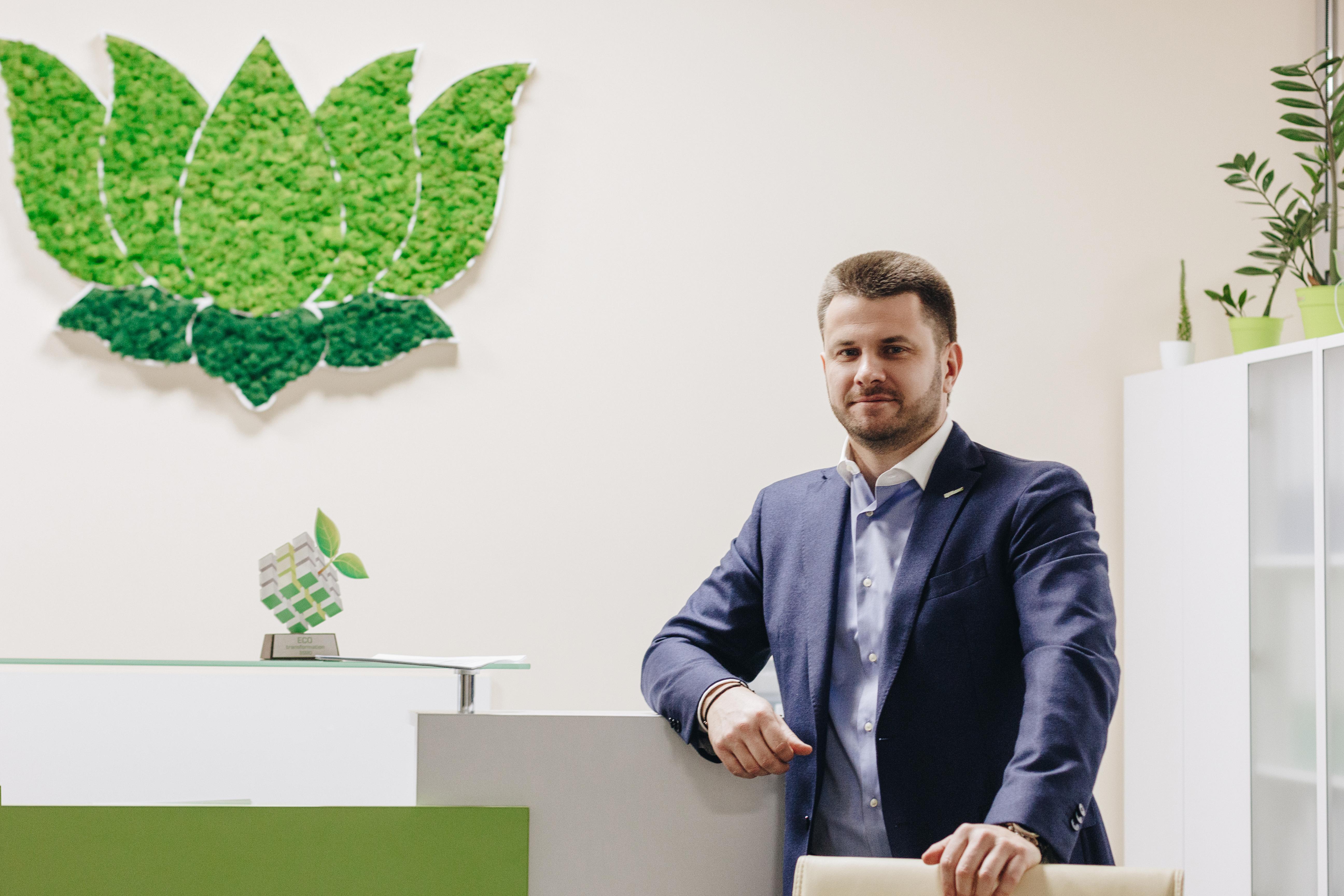 Андрей Гриненко рассказал о добыче биогаза на мусорных полигонах