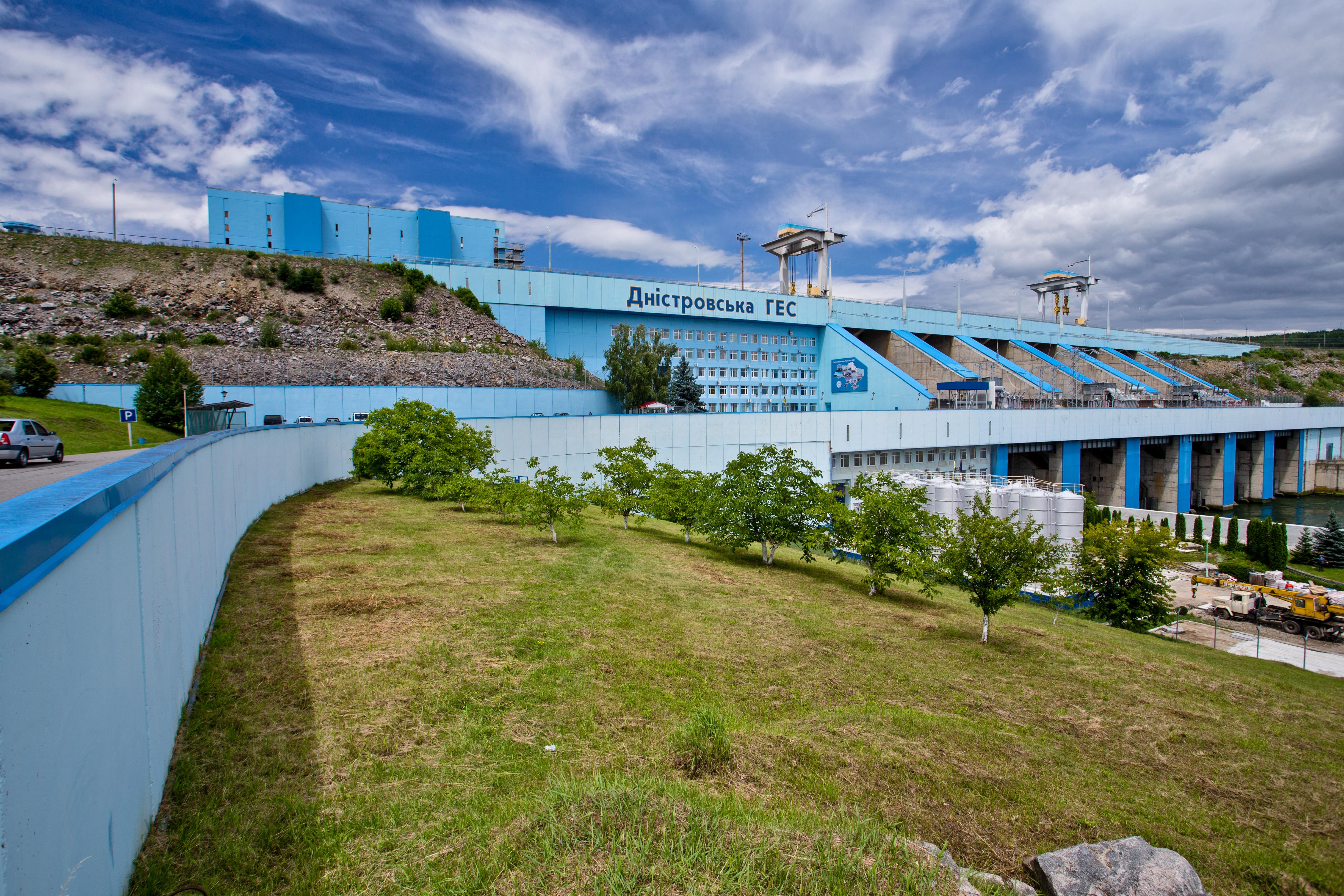 Днестровская ГЭС