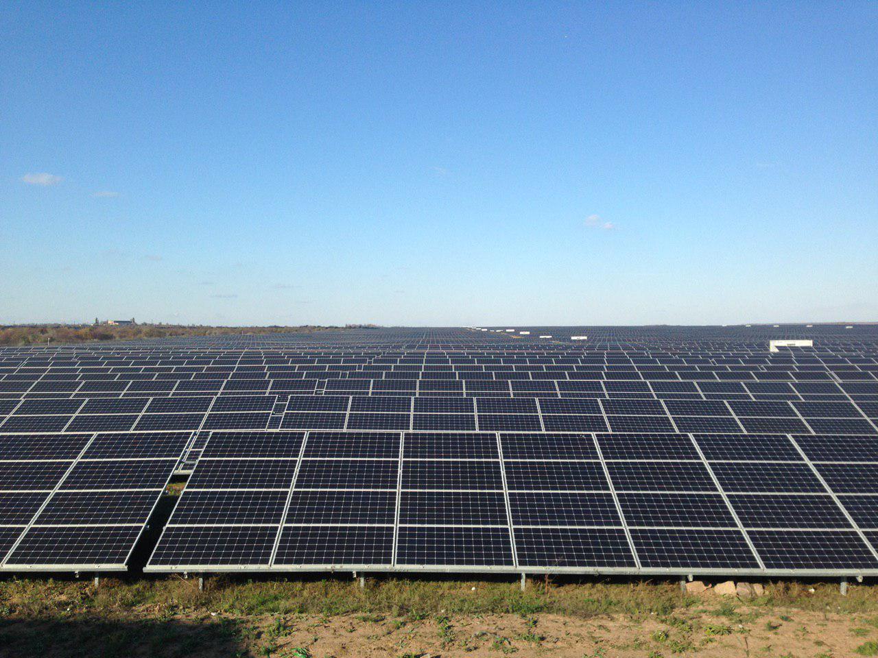 Європейський масштаб: ДТЕК запустив потужну Покровську СЕС на 240 МВт (Фото)