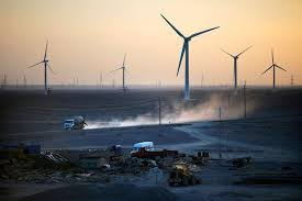 TOP-10 onshore wind farms in the world