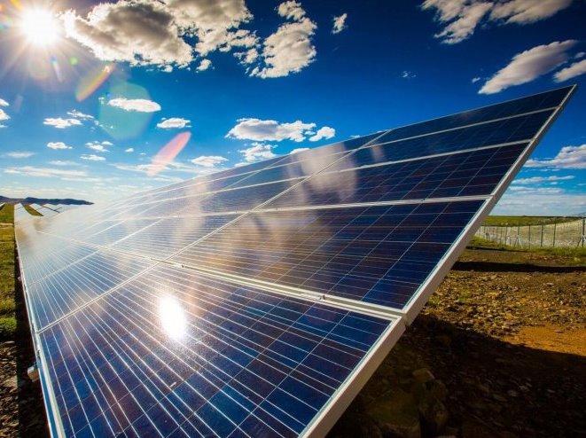 В Николаевской области ввели в работу СЭС мощностью 14 МВт