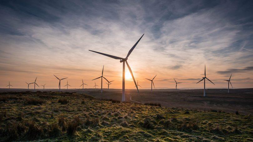 Зарубежные инвесторы договорились строить вторую очередь ветропарка на 250 МВт в Херсонской области