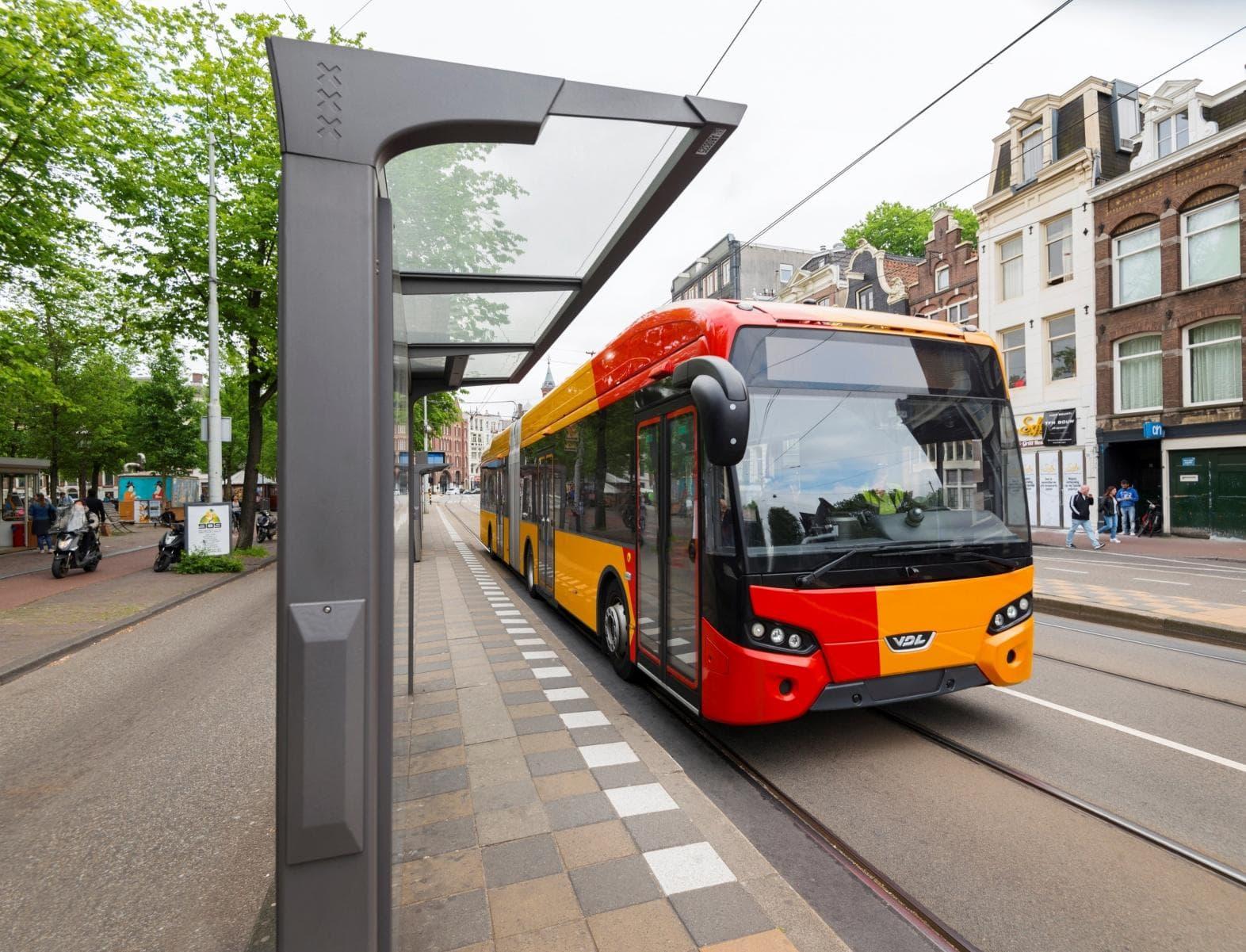 Шесть датских городов перейдут на электротранспорт