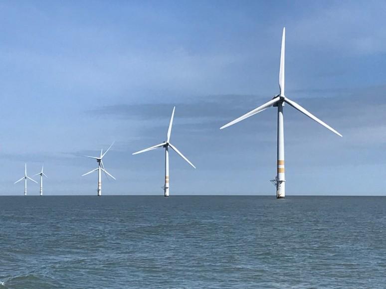 На шельфі Ірландії запускають програму вивчення гідрометеорологічних явищ для ВЕС