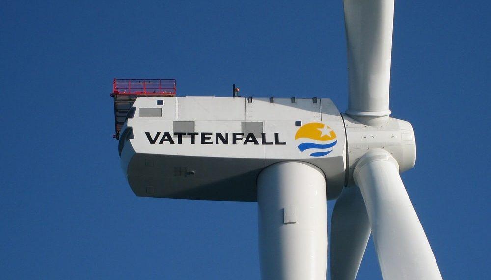 Vattenfall начнет строительство новой крупнейшей ВЭС весной следующего года