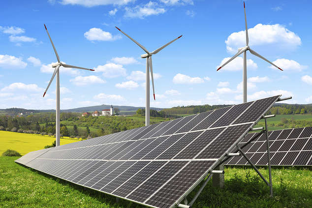 "Khelemsky: Ukraine has a huge potential in the field of ""green"" energy"