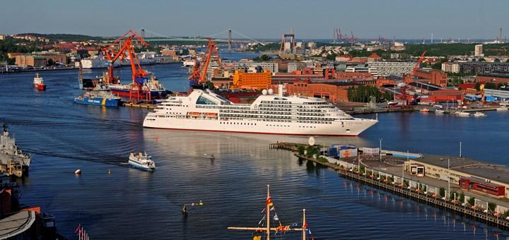 В 2020 году грузовой терминал в Швеции перейдет на возобновляемые источники энергии