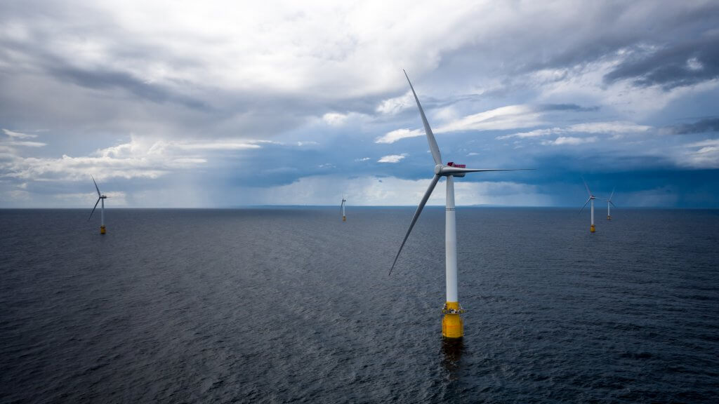 1 GW offshore wind farm to be built in France