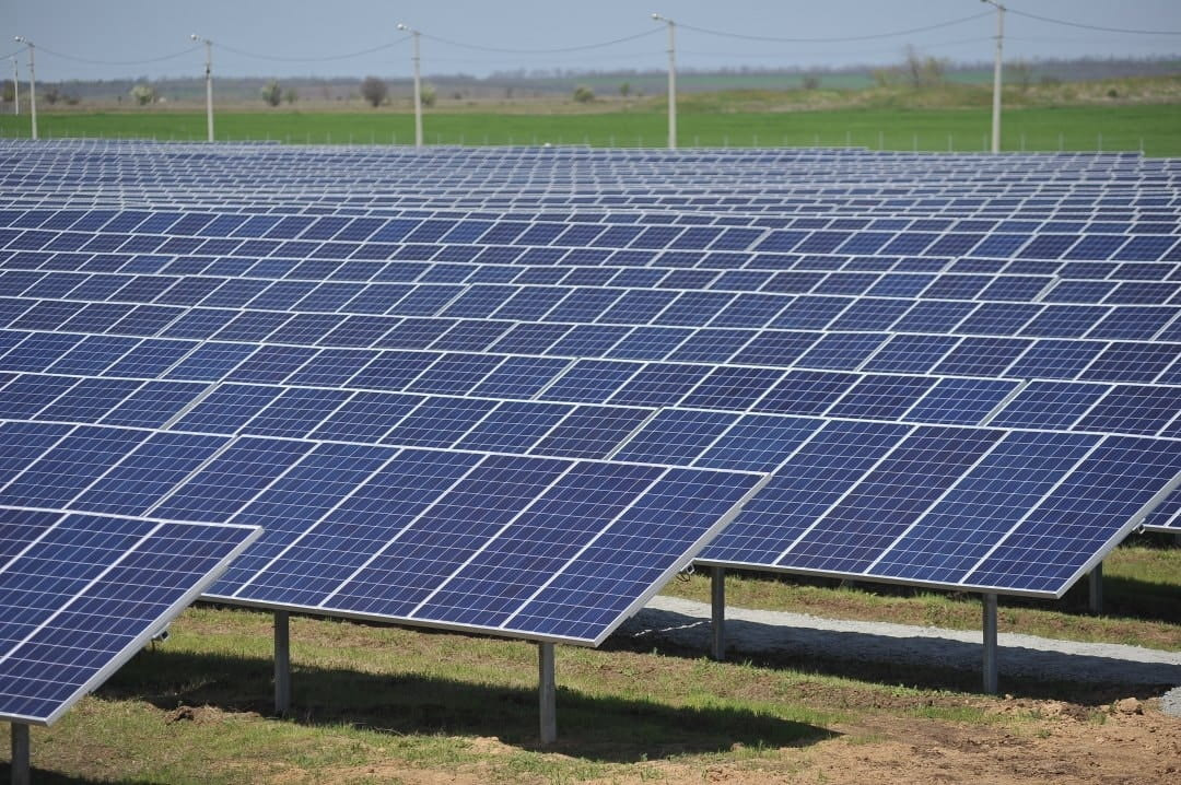 Solar farm with a capacity of 50 MW will be built in Chernivtsi region