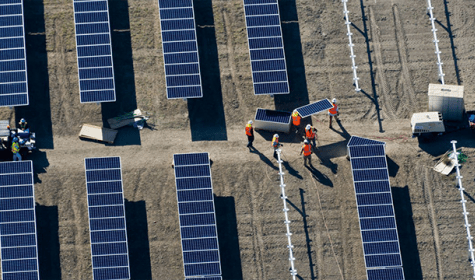 Total виходить на ринок сонячної енергетики Іспанії