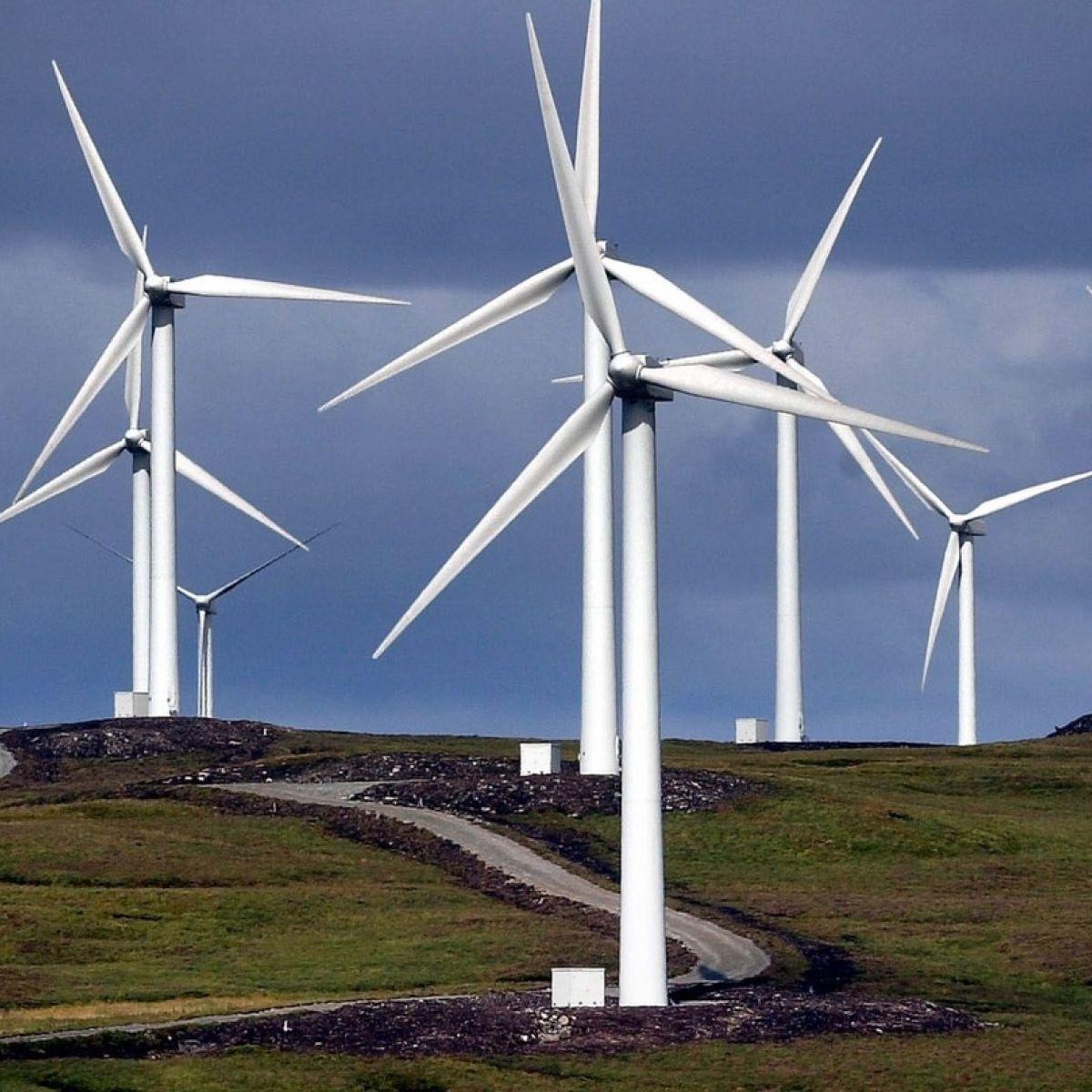 В 2020 году ветроэнергетика в Ирландии обеспечила более 36% потребления электроэнергии
