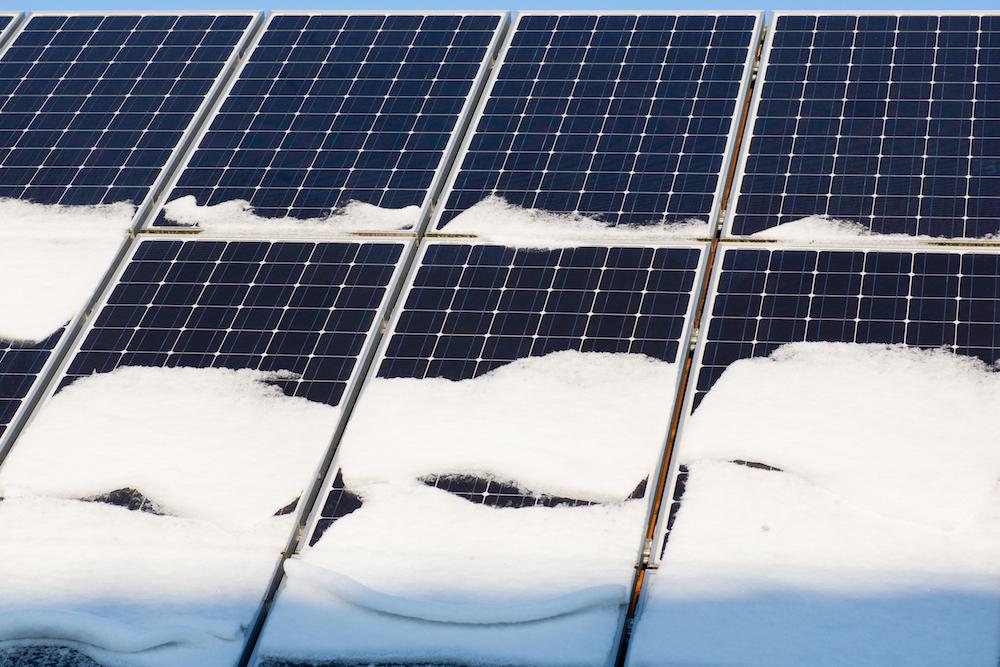 Цього року Іспанія стала лідером з виробництва сонячної електроенергії взимку