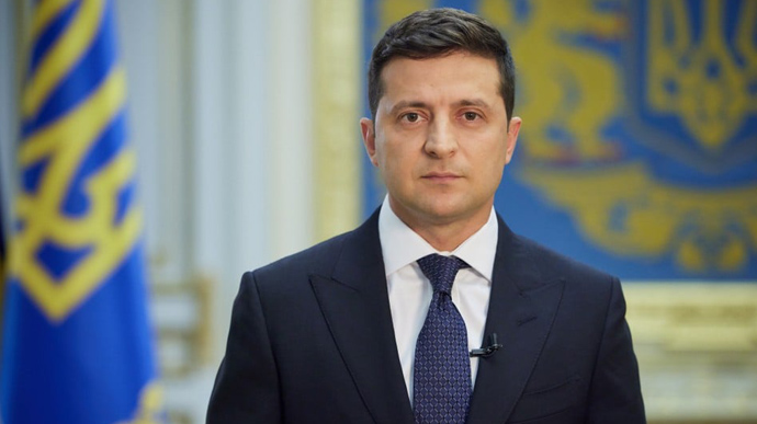 Zelenskyy expects to build housing with solar panels for IDPs in cooperation with Naftogaz