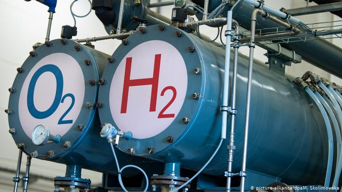 Ukrainian scientists: there is pure hydrogen in Rivne region