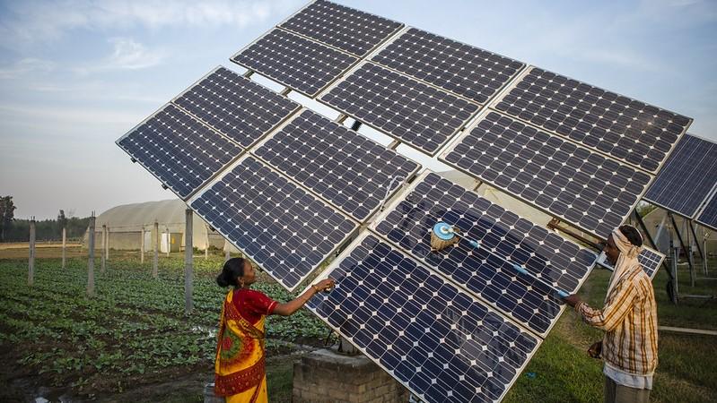 Total инвестирует $2,5 млрд в солнечную энергетику в Индии