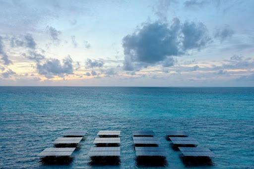 Норвежская нефтегазовая компания хочет проверить возможности плавучих СЭС в открытом море