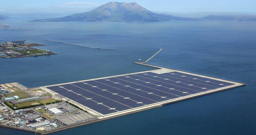 У Північному морі з'являться перші офшорні сонячні парки
