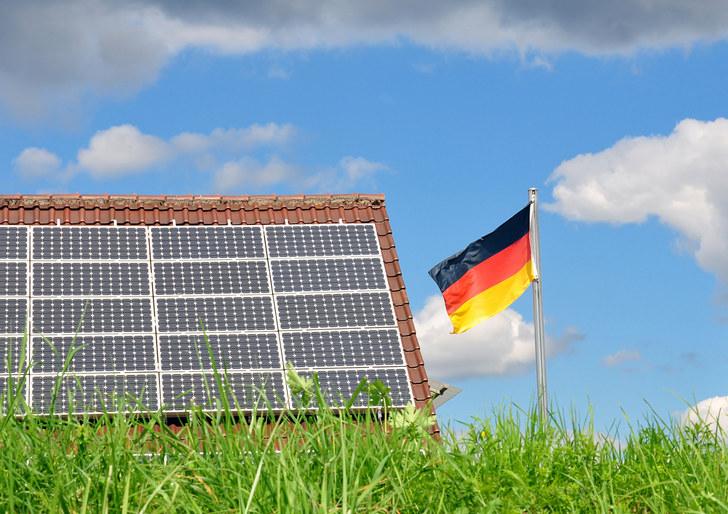 У вихідні ВДЕ в Німеччині 17 годин покривали 100% потреб в електроенергії