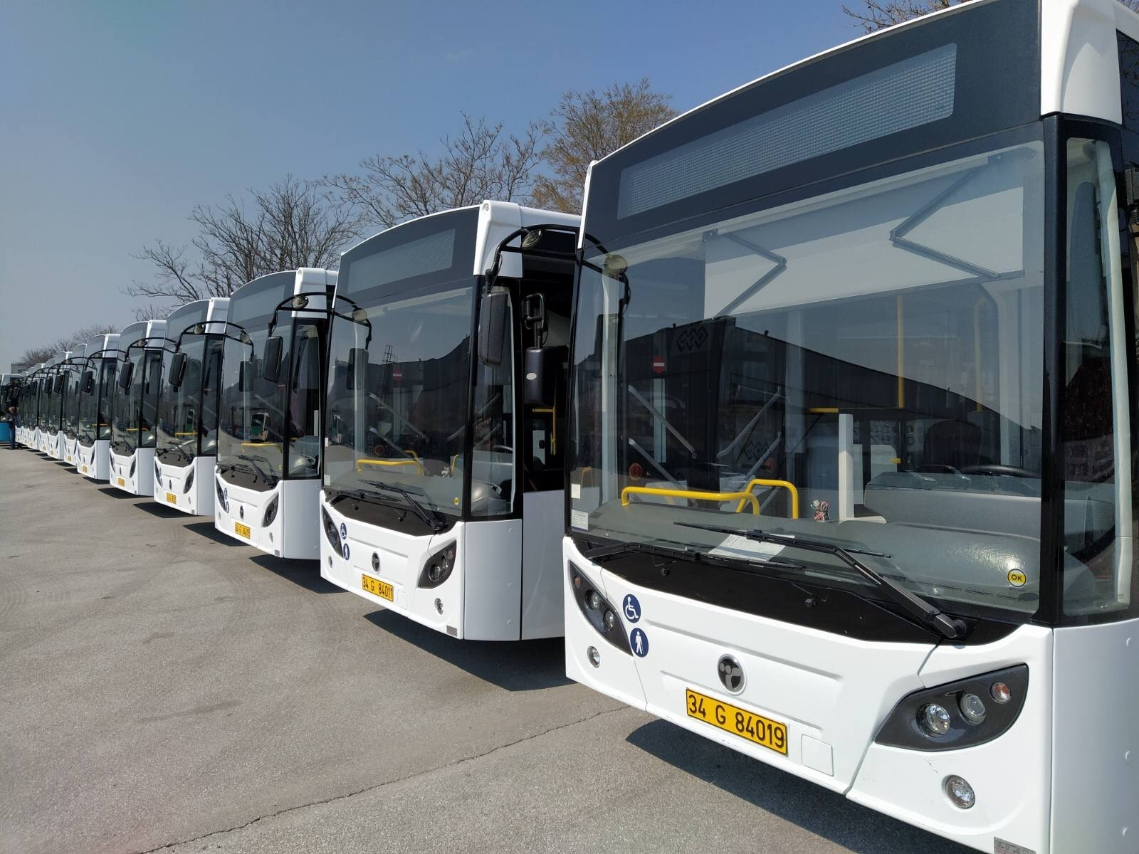 The production of electric buses will begin in Ukraine