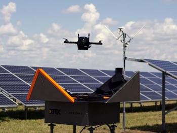 На Покровской СЭС реализована уникальная система диагностики и контроля работы больших солнечных электростанций