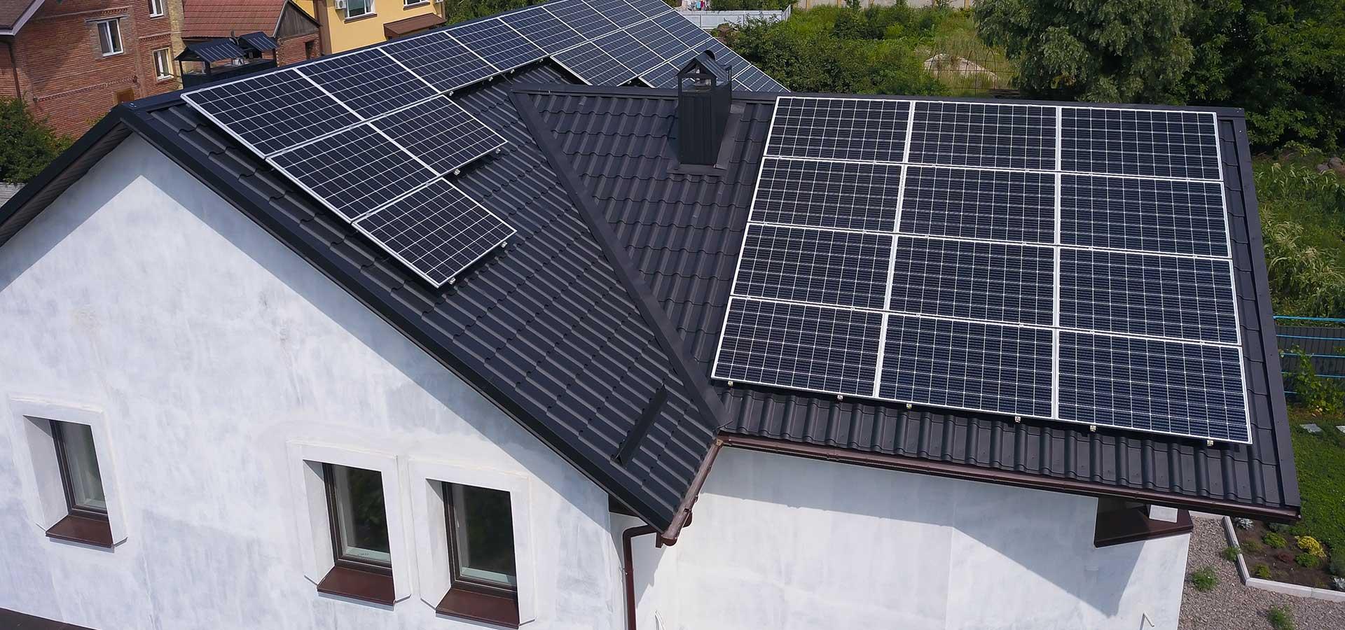 Около 3,5 тыс. домохозяйств установили солнечные электростанции во II квартале
