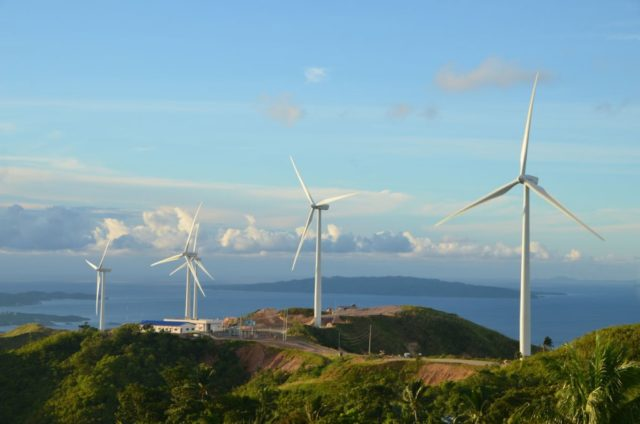 The largest wind farm in Norway is commissioned