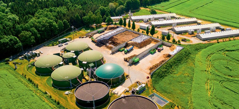 Bioenergy capacities in Ukraine are built only at 20% of the planned by 2020