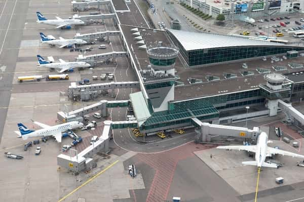 New SPP was launched at the Helsinki airport