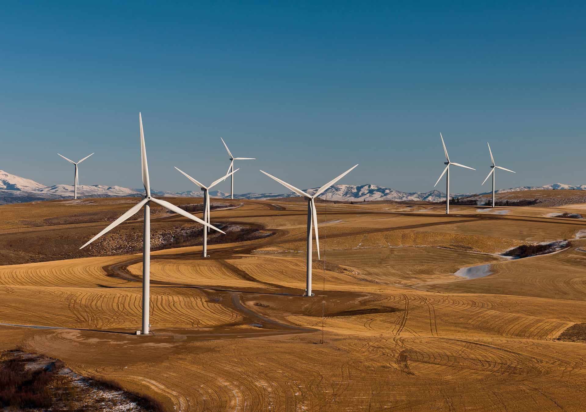 United States will build wind farm with a cost of $1 billion