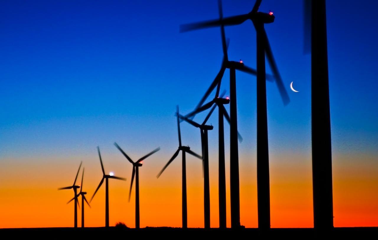 Потужність вітроелектростанцій у Туреччині перевищила 8 ГВт (Інфографіка)