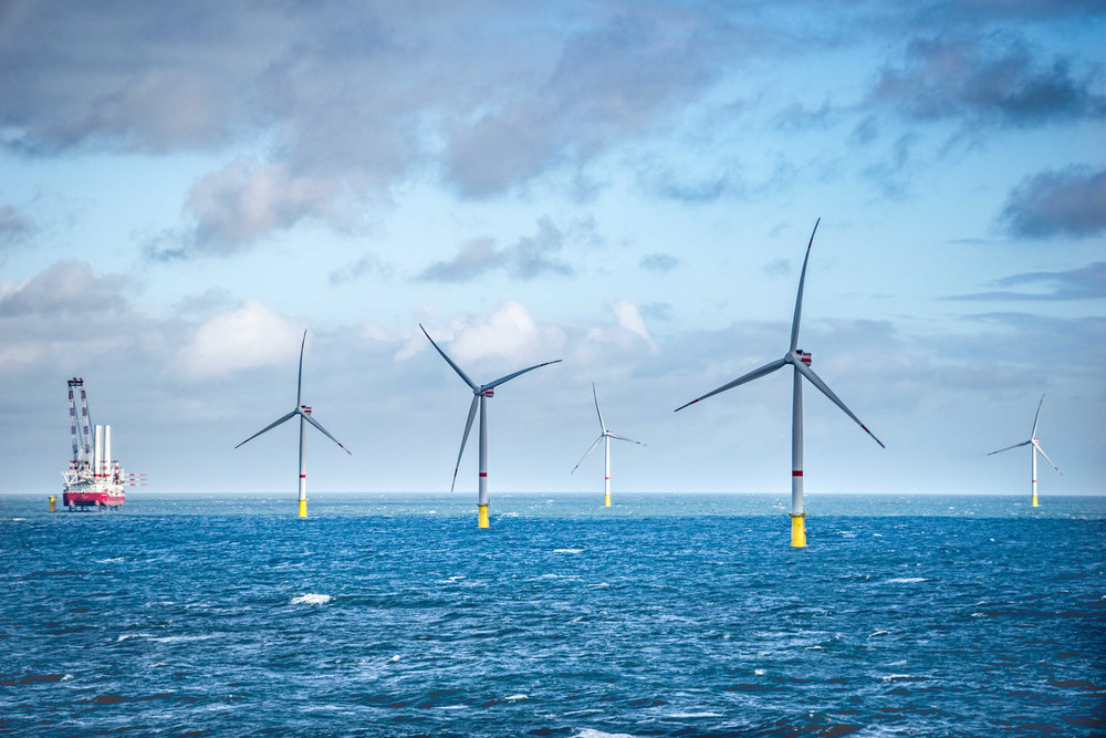 Offshore wind farm with a capacity of 500 MW will appear in Japan
