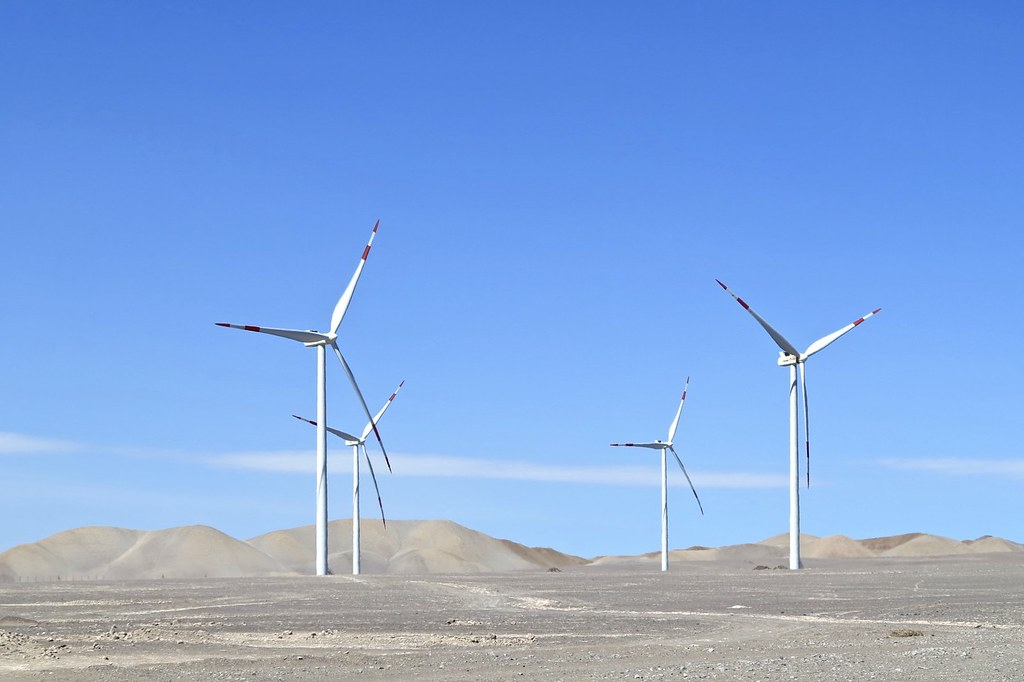 SPP on the territory of the wind farm will be built in Chile
