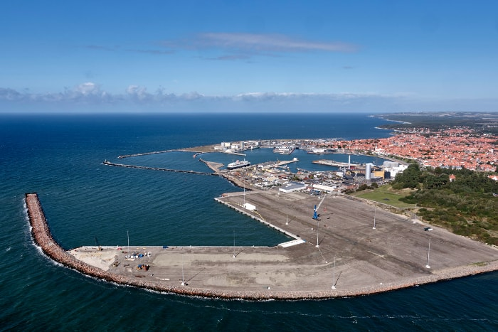 Denmark: Port of Roenne Hails Energy Island Plan