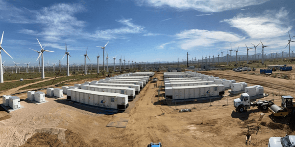 В США будують накопичувальні батареї з підключенням до енергомережі
