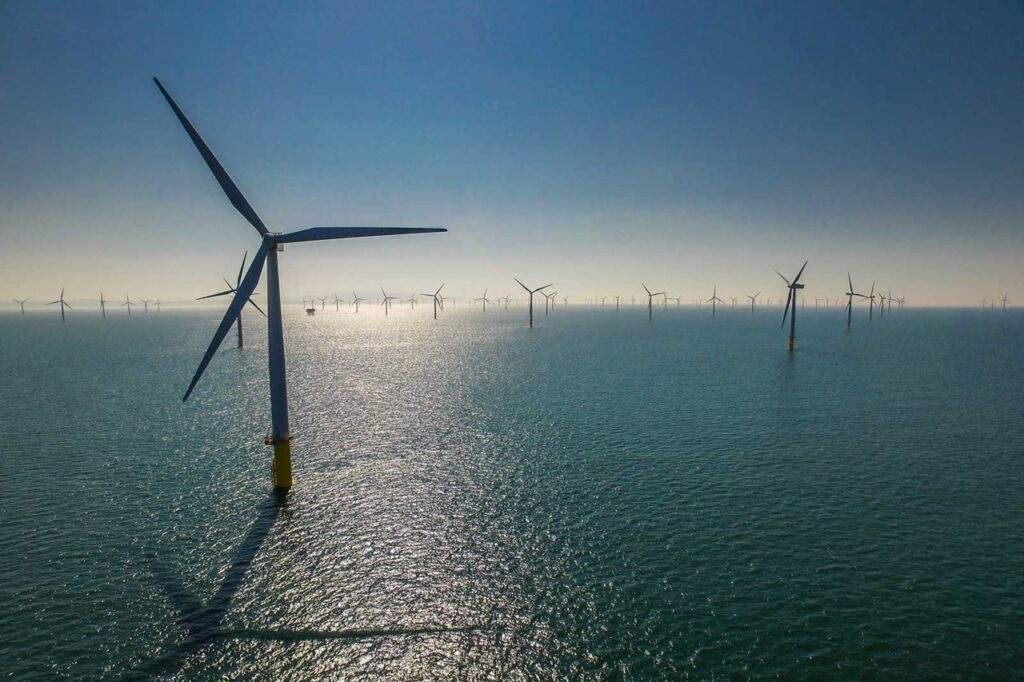 Франция запускает тендер на строительство морской ВЭС мощностью до 270 МВт