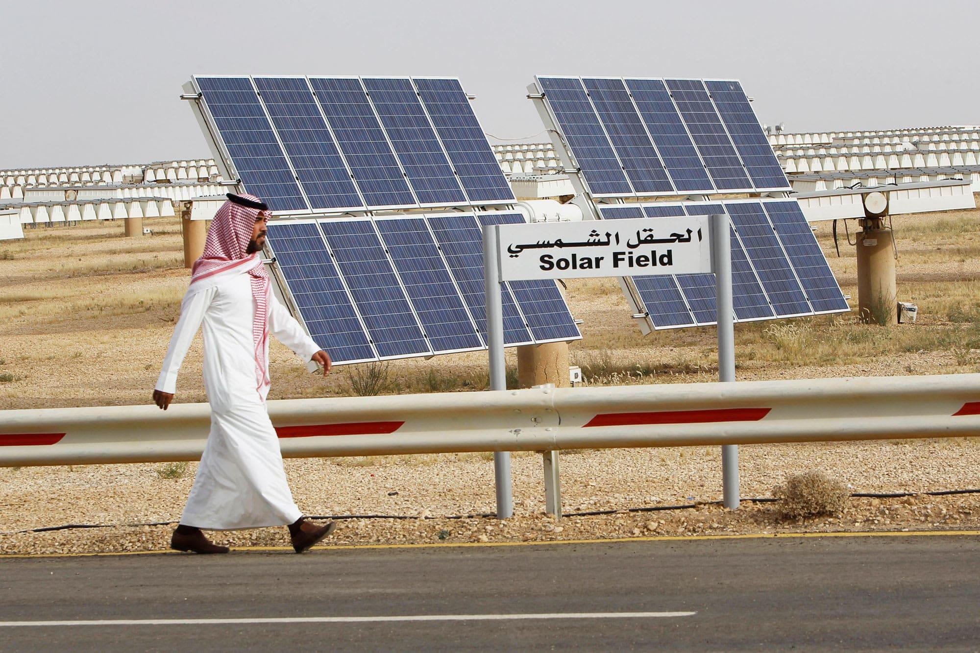 Саудовская Аравия инвестирует $20 млрд в возобновляемую электроэнергетику
