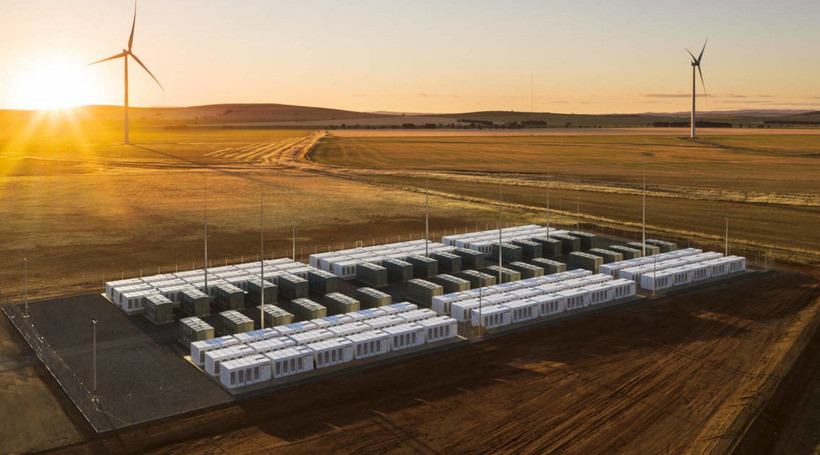 В Африці побудують першу систему накопичення енергії