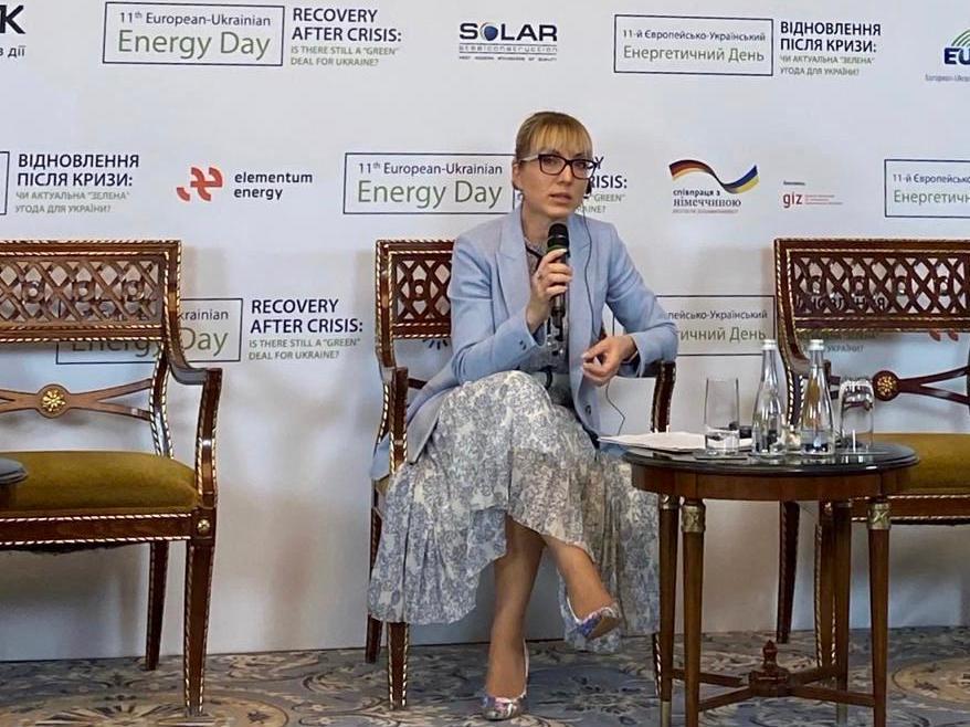 Буславец: Европейский «зеленый курс» – это стимул для Украины стать сильнее