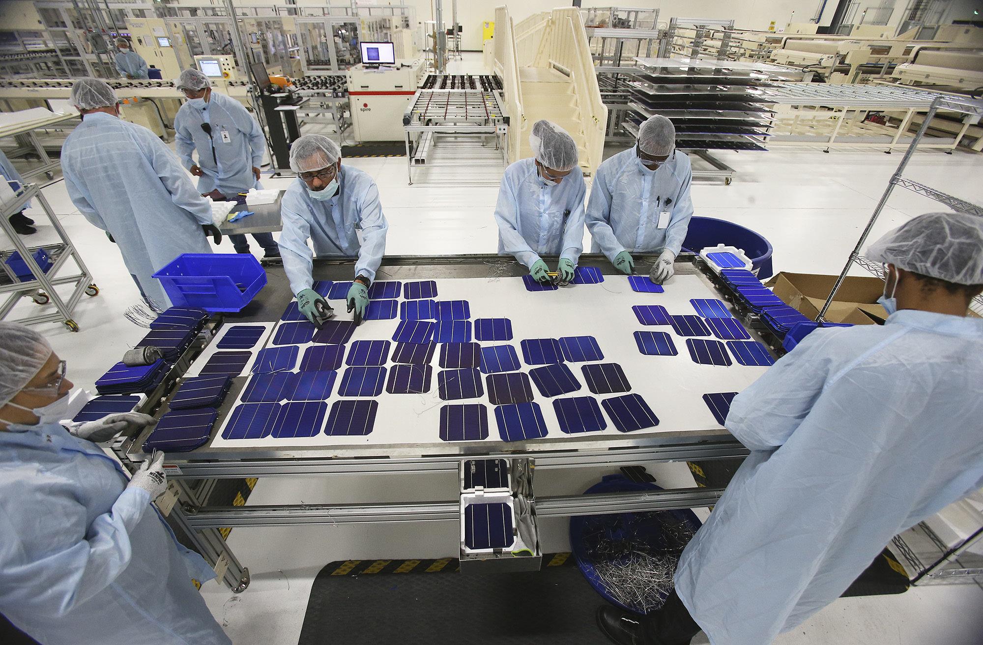 Solar panel price hikes threaten the Paris Agreement – study