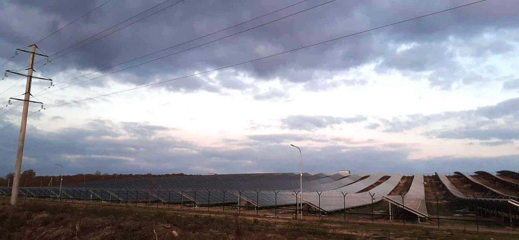 На Закарпатье строят СЭС мощностью 24 МВт