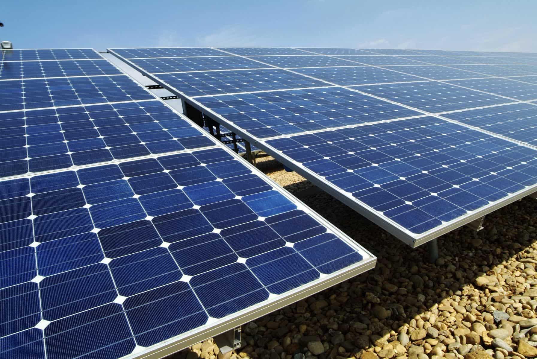 American company will build a solar farm for Chevron
