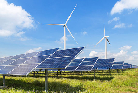 Clean energy producers have received payments for October