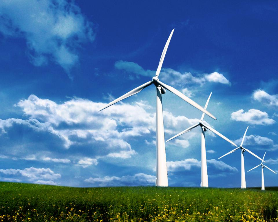 More than €2 billion have been invested in alternative energy since the beginning of the year