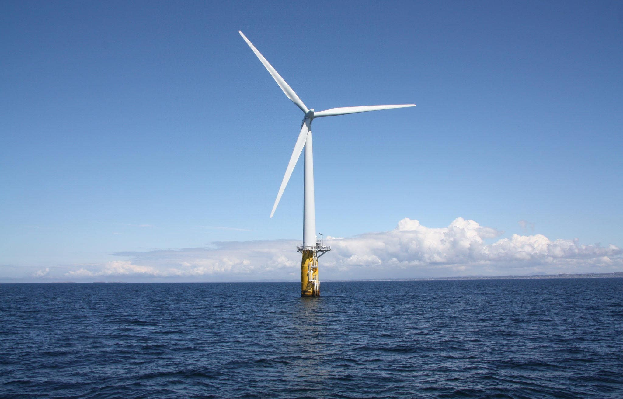 A wind farm with a capacity of 88 MW will be built near Norway