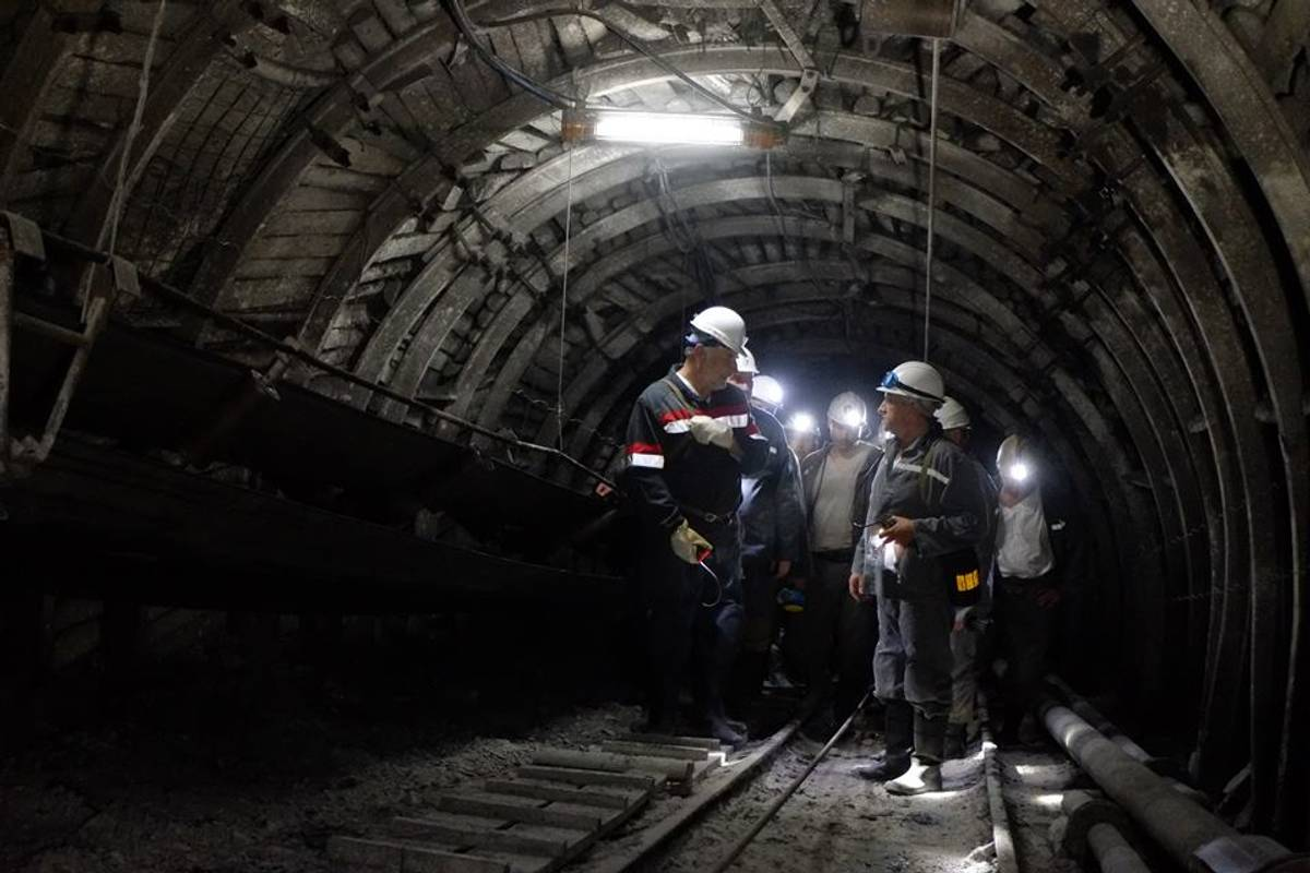State mines have been disconnected  from electricity supply due to the lack of contracts with suppliers