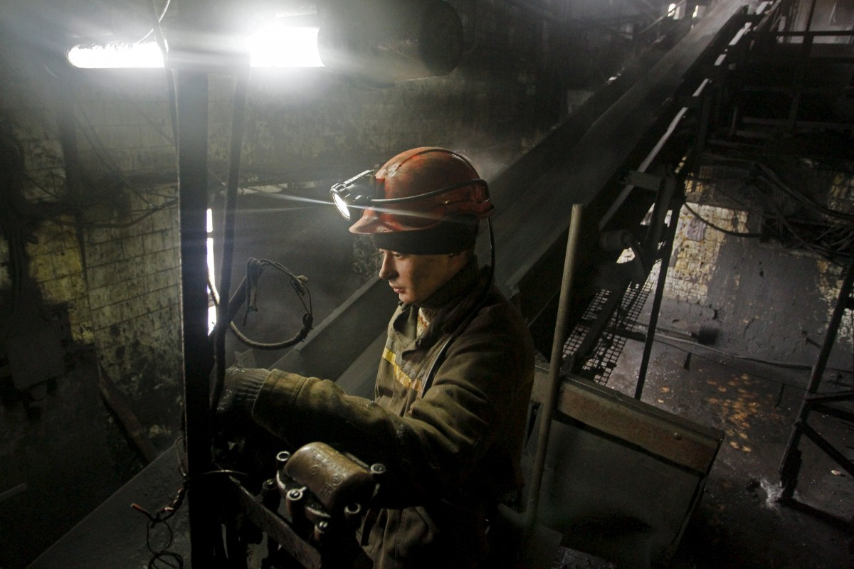 DTEK Energy is ready to resume the work of mines subject to market stabilization