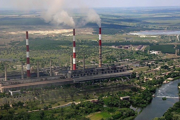 Россия снова поставляет уголь на Луганскую ТЭС