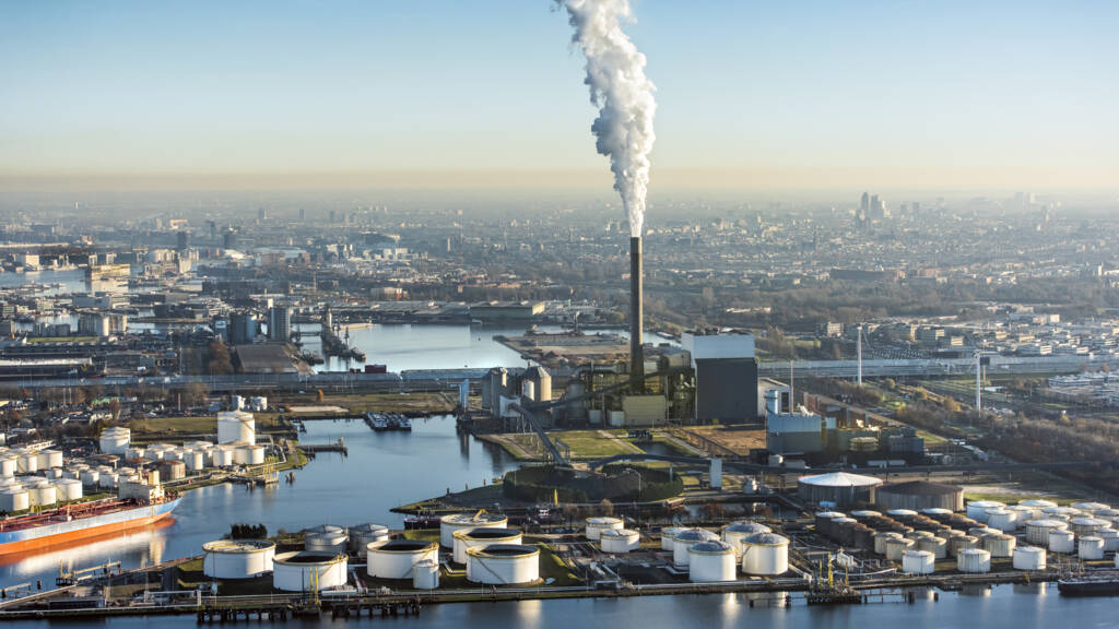 В Нидерландах закрыли одну из последних угольных электростанций